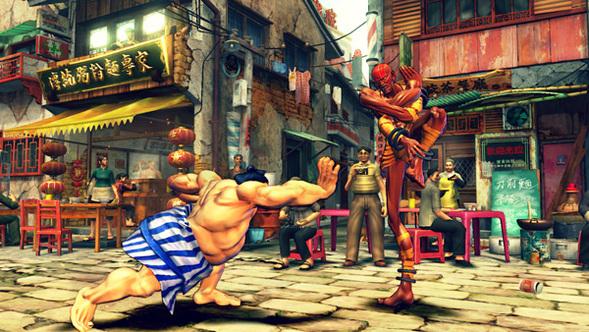 Street Fighter 4. Изображение № 4.