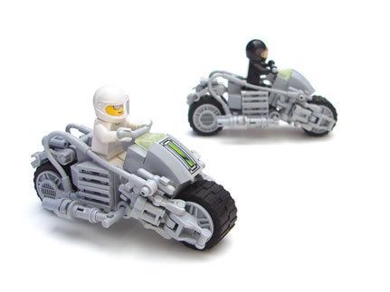48 креативных LEGO творений. Изображение № 40.