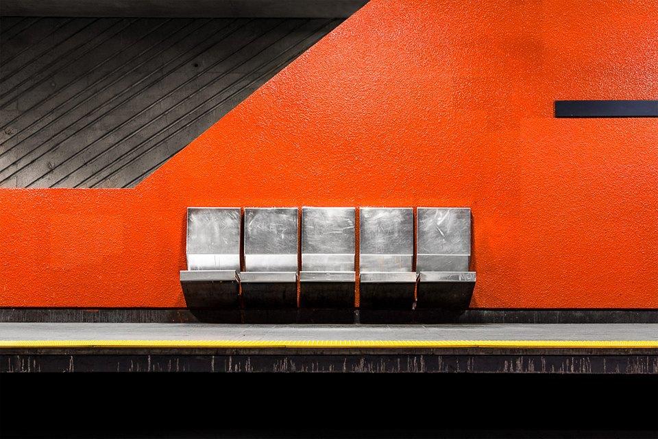 Фото: незаметная красота монреальского метро. Изображение № 12.