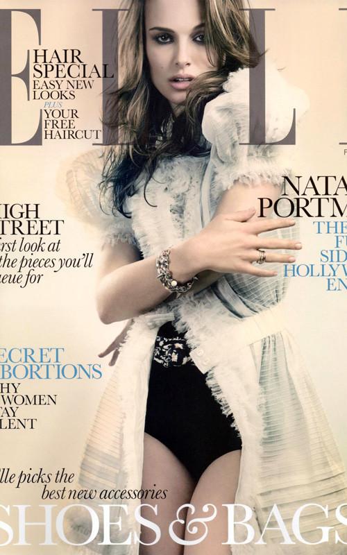 Natalie Portman Does Elle Magazine. Изображение № 6.