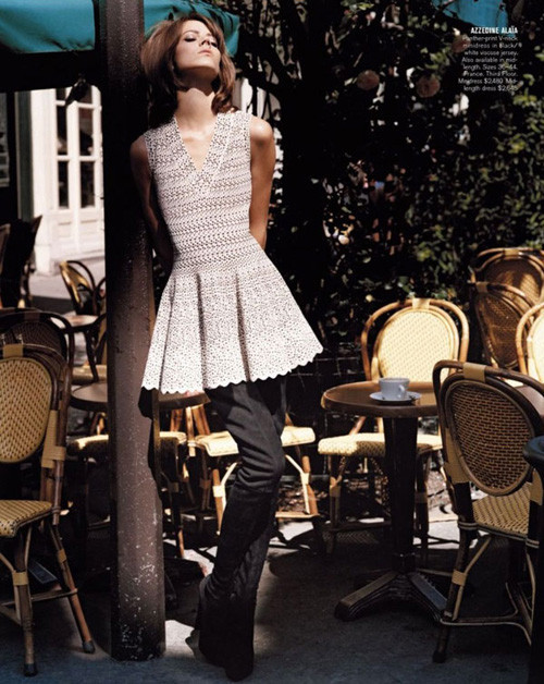 Стиль 60-х Bergdorf Goodman. Изображение № 4.