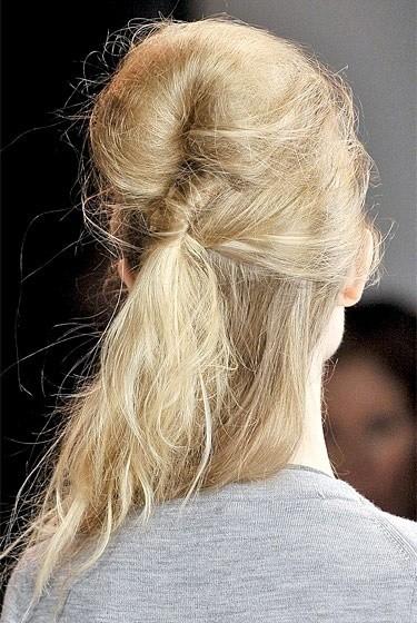 Изображение 5. Beauty looks на неделе моды в Нью-Йорке.. Изображение № 5.
