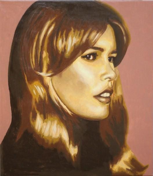 Сальвадор в окружении актрис. Изображение № 3.