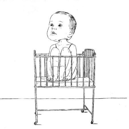 Израильские ине очень иллюстрации ииллюстраторы. Изображение № 3.