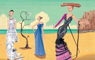 Jordi Labanda – иллюстратор современной жизни. Изображение № 21.