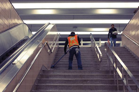 Торонтовская подземка. Изображение № 9.