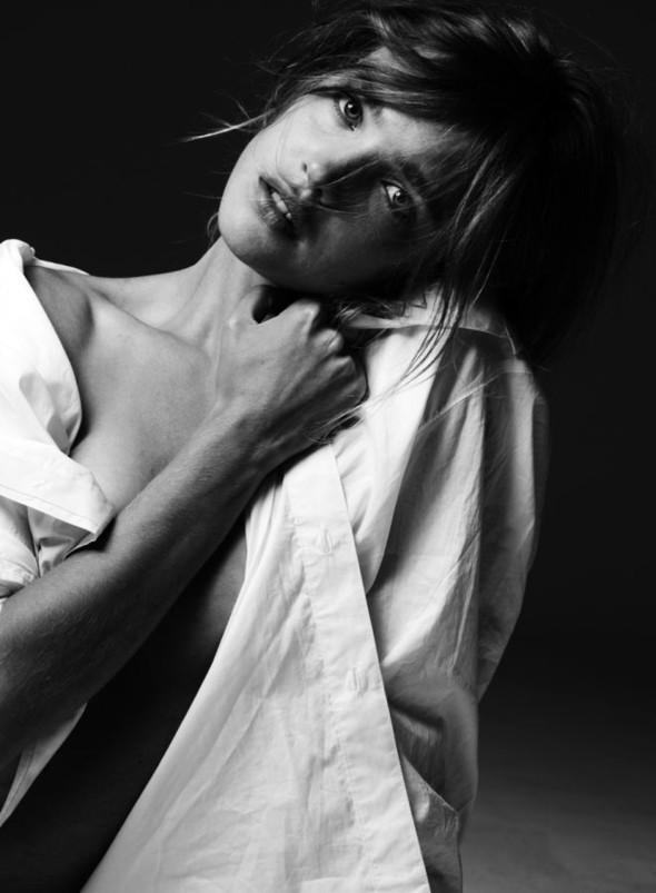 Natalia Vodianova byHedi Slimane. Изображение № 6.
