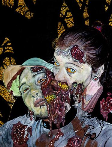 Зомби-портреты. Модно, качественно инедорого. Изображение № 6.