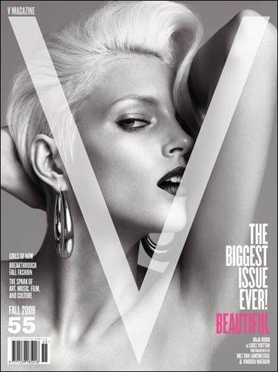 Top50. Девушки. Models. com. Изображение № 55.