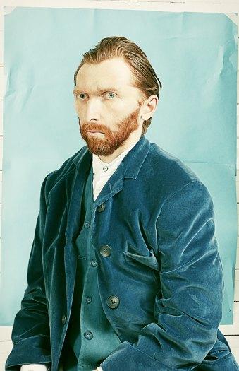 Преобразованный Тадео Церном портрет. Изображение №2.