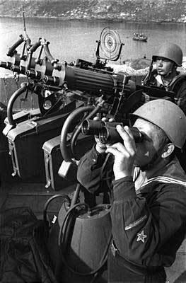Евгений Халдей – знаменитый фоторепортер войны. Изображение № 14.