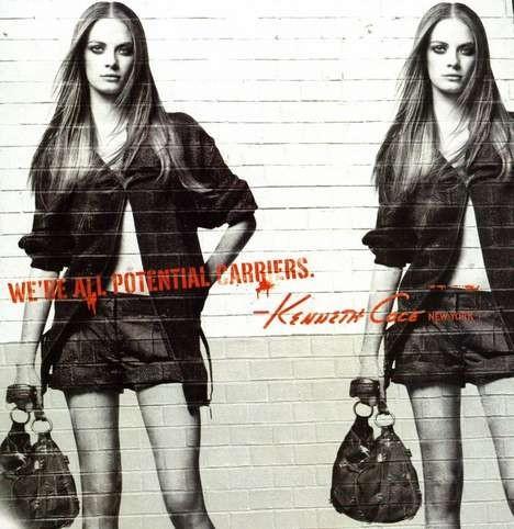 Рекламные кампании, которые шокировали мир. Изображение № 17.