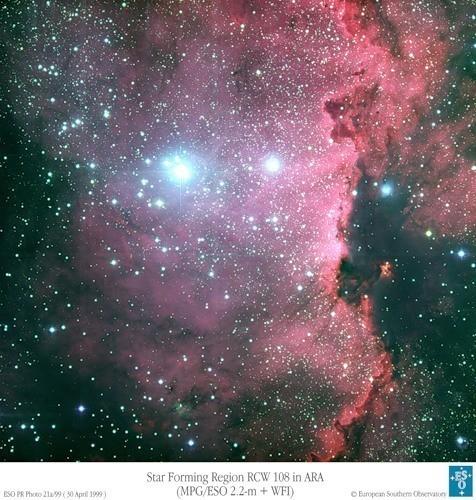 Изображение 28. The HUBBLE: открытый космос.. Изображение № 8.