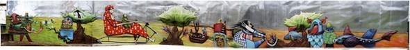 Стас Каневский: граффити во плоти. Изображение № 6.