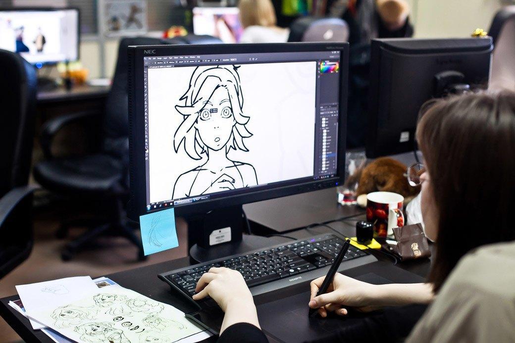 Рабочее место: NARR8, студия интерактивных сериалов. Изображение № 26.