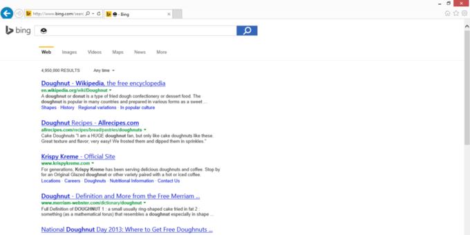 Bing начал искать c помощью эмодзи. Изображение № 5.