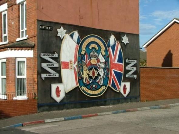 Граффити Ольстера. Изображение № 69.