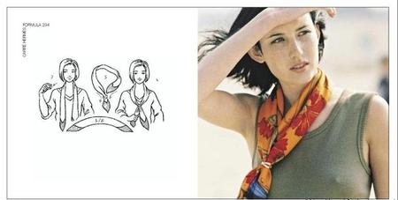 9 Способов повязать платок. Изображение № 9.