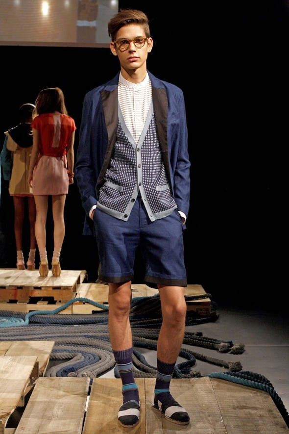 NY Fashion Week \ Spring 2011. Изображение № 80.