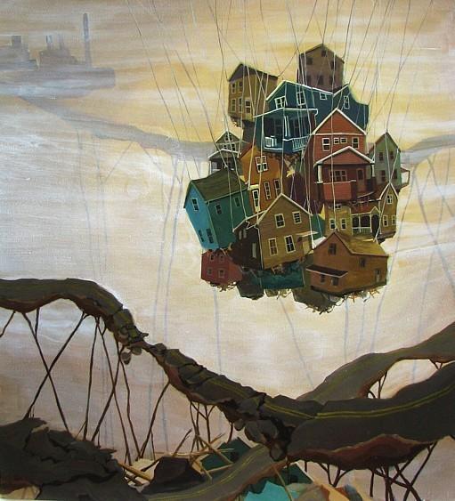 Города сточки зрения иллюстратора ЭмиКэйси. Изображение № 23.