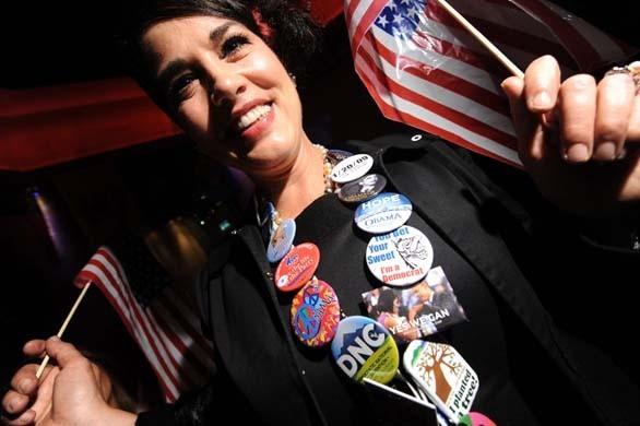 100 лет выборов в документальных фотографиях. Изображение № 69.