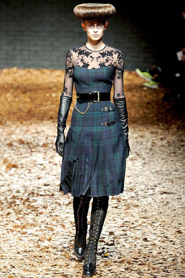 Лукбук McQ by A. McQueen F/W 2012-13, Женская и мужская коллекции. Изображение № 11.
