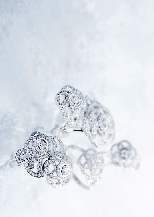 Лукбук: Chanel Haute Joaillerie Holiday 2011. Изображение № 12.