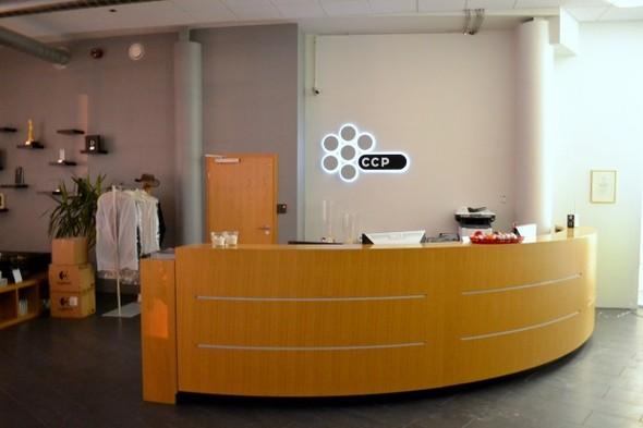 Студия CCP в Рейкьявике, где делают онлайн-игру EVE. Изображение № 29.
