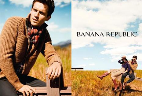 Кампания: Banana Republic FW2011. Изображение № 1.