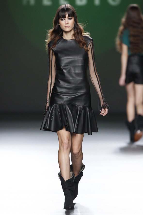 Madrid Fashion Week A/W 2012: Teresa Helbig. Изображение № 2.
