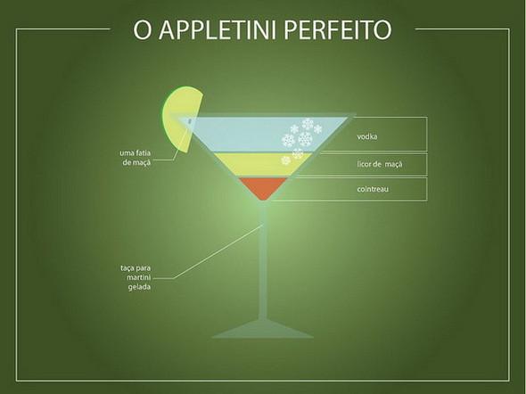 Инфографика лучших коктейлей. Изображение № 5.