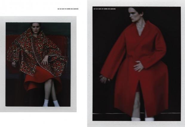 Вышли новые съемки Vogue, i-D, 10 и Interview. Изображение № 7.
