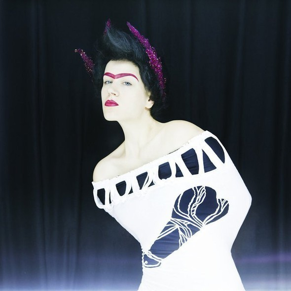 Madame Peripetie - Sylwana Zybura - или, наконец, Сильвана Зыбура: искусство не как у всех. Изображение № 92.