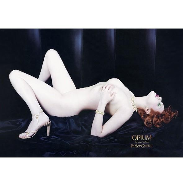 Yves Saint Laurent переиздает Opium. Изображение № 3.