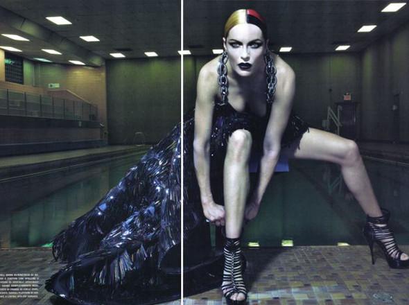 Прямая речь: модель, актриса и художник Рие Расмуссен (часть вторая). Изображение № 6.