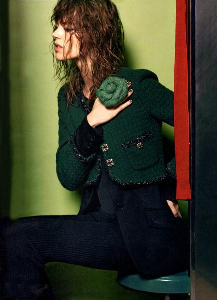 Превью кампании: Chanel FW 2011. Изображение № 10.
