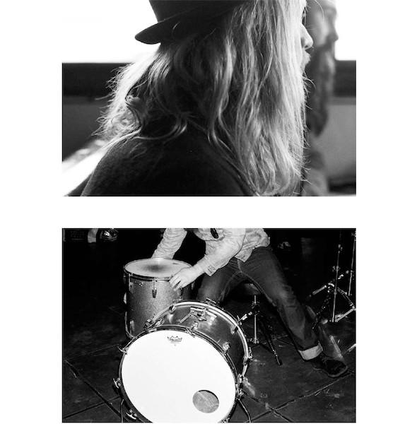 Изображение 3. Музыка нас связала: 10 модных съёмок с музыкантами.. Изображение № 3.