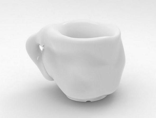 Изображение 10. Предмет: Серия из 30 кофейных чашек.. Изображение № 10.