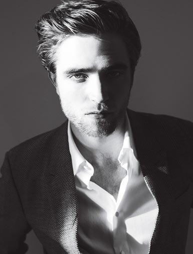 "Robert Pattison in ""Details Magazine"". Изображение № 5."