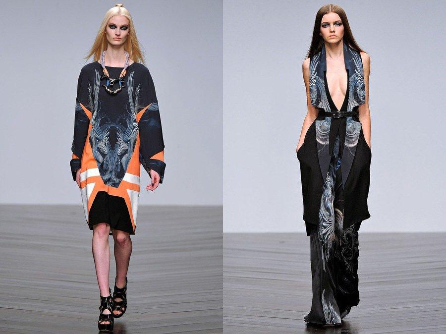 Неделя моды в Лондоне:  День 1. Изображение № 13.