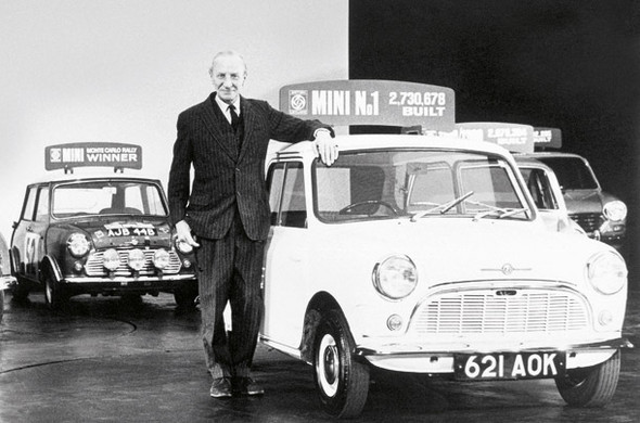 Mini Сooper – 50 лет. Изображение № 3.