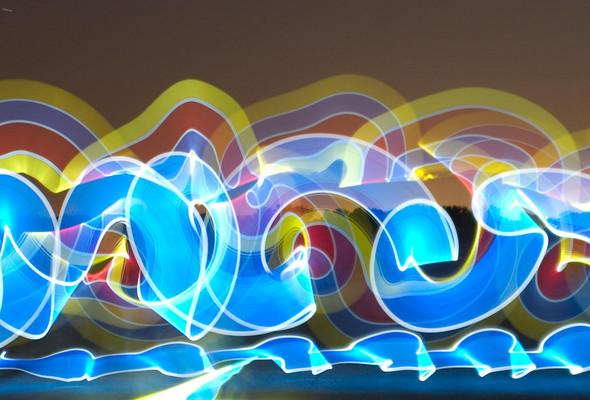 Lightpainting. Изображение № 7.