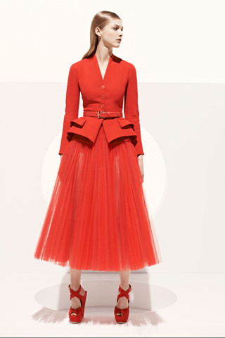 Коллекции Resort 2013: Christian Dior, Louis Vuitton, Marios Schwab и другие. Изображение № 9.