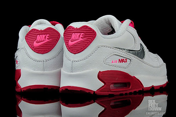 NIKE AIR MAX 90 TD (TODDLER). Изображение № 3.