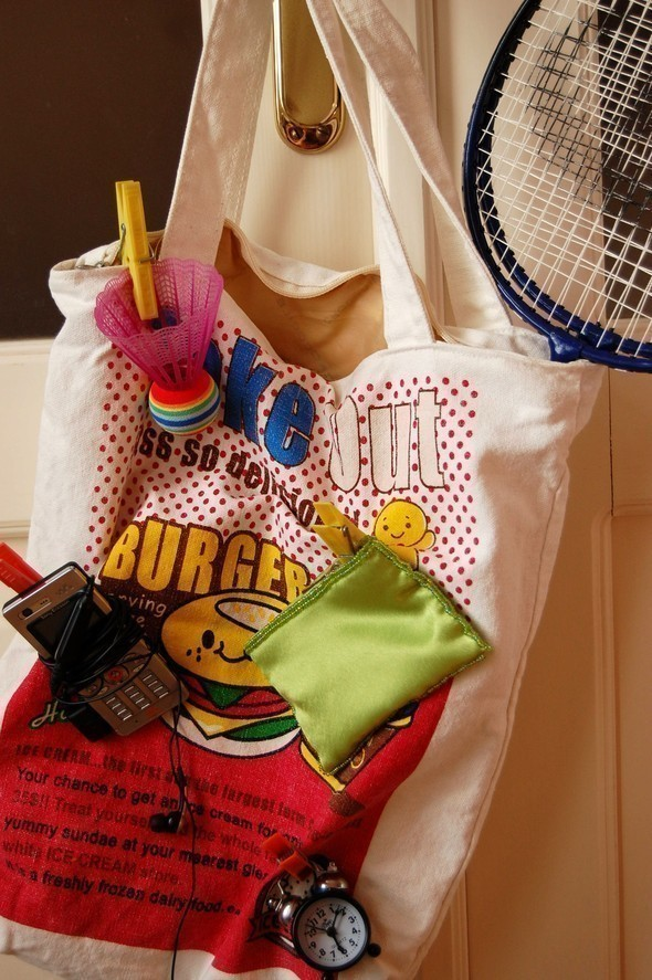 Look atMe: What's inyour bag?. Изображение № 45.