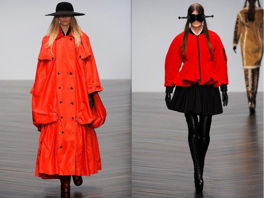 Неделя моды в Лондоне:  День 1. Изображение № 9.