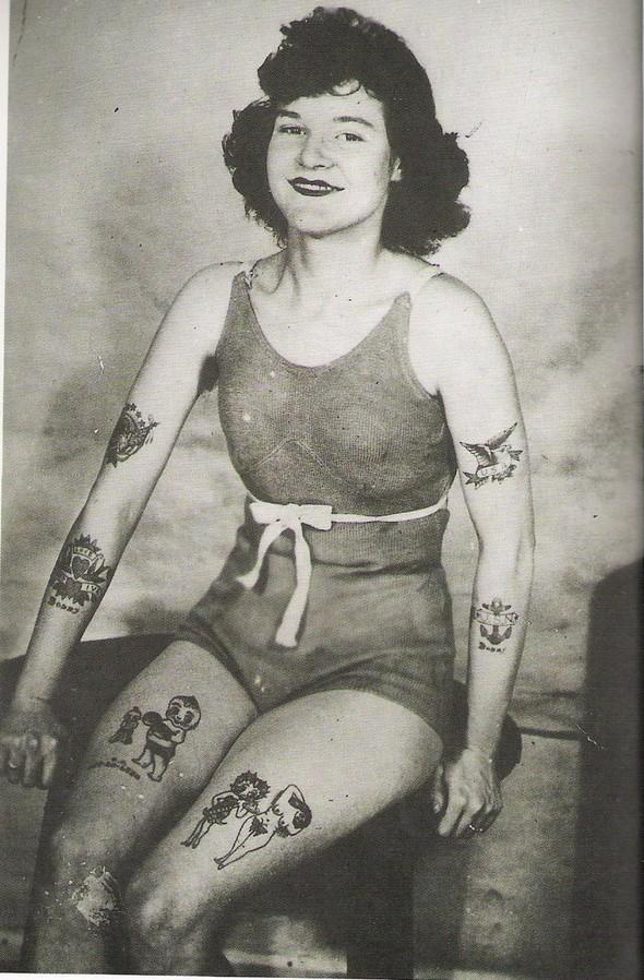 Татуировка XXвека. Изображение № 29.