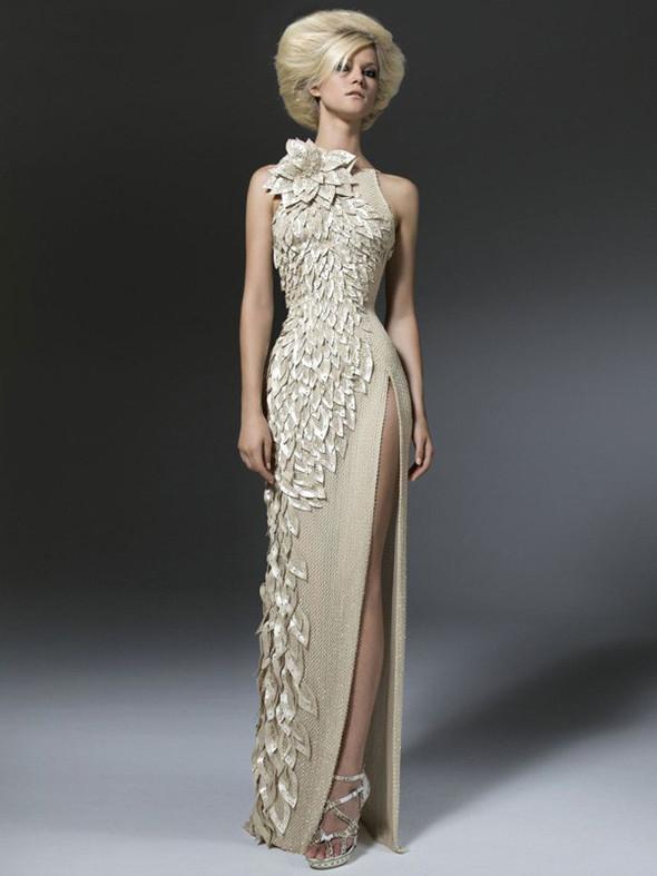 Лукбук: Atelier Versace FW 2011. Изображение № 21.