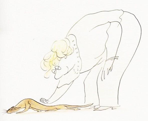 Изображение 11. Мечтатель Jean-Jacques Sempe.. Изображение № 10.