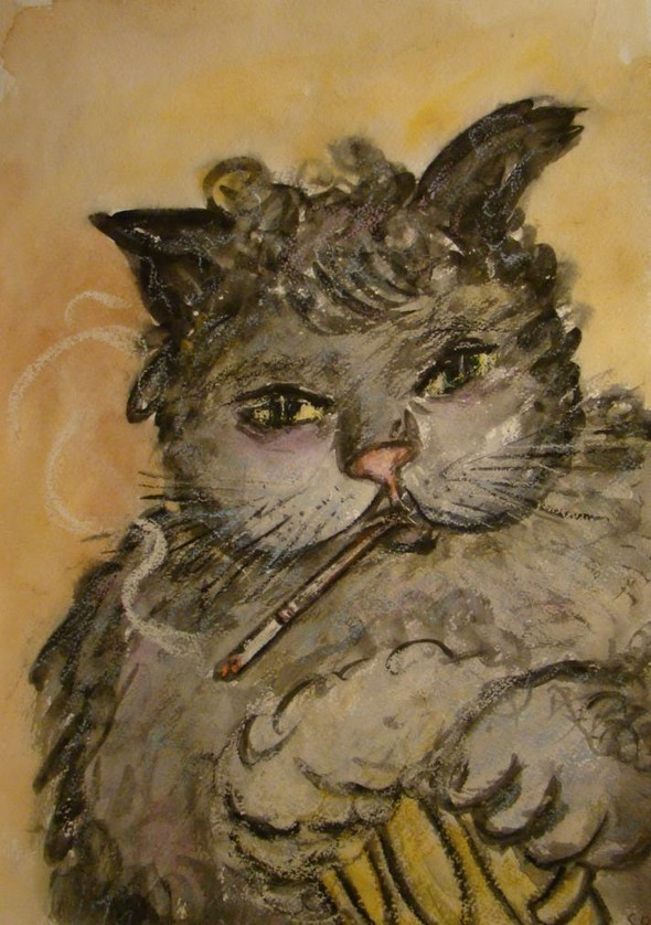 Универсальный художник - В.И. Соболевский. Изображение № 29.